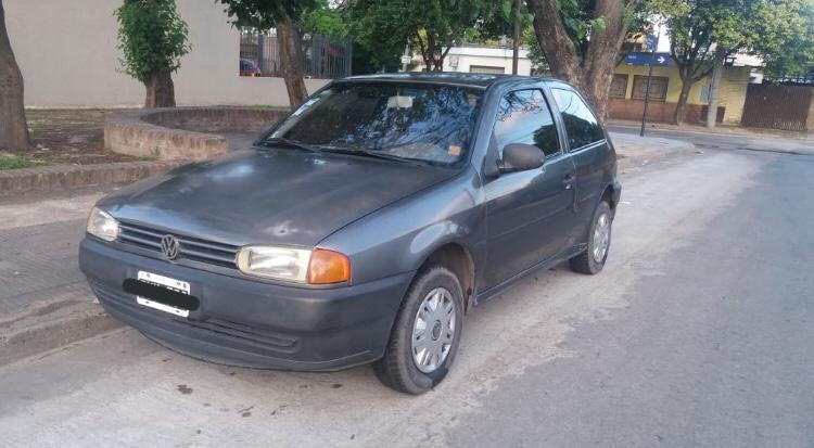 Vendo VW Gol 1.0. Mi. nafta. Modelo