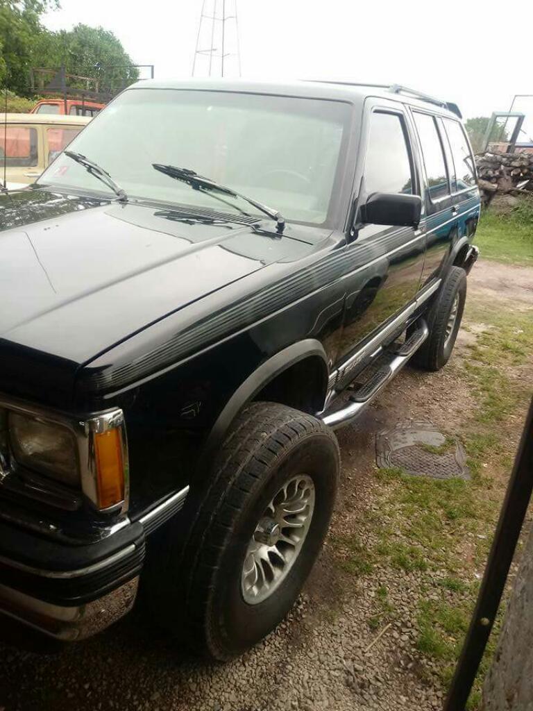 Chevrolet V6 Gnc 4x4