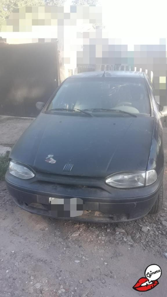Vendo Urgente Fiat Siena Diesel Mod 99