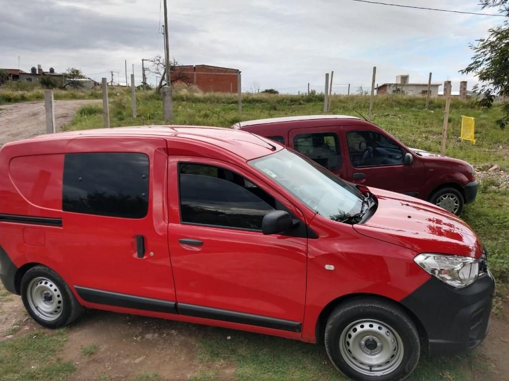 Vendo o permuto Renault kangoo express