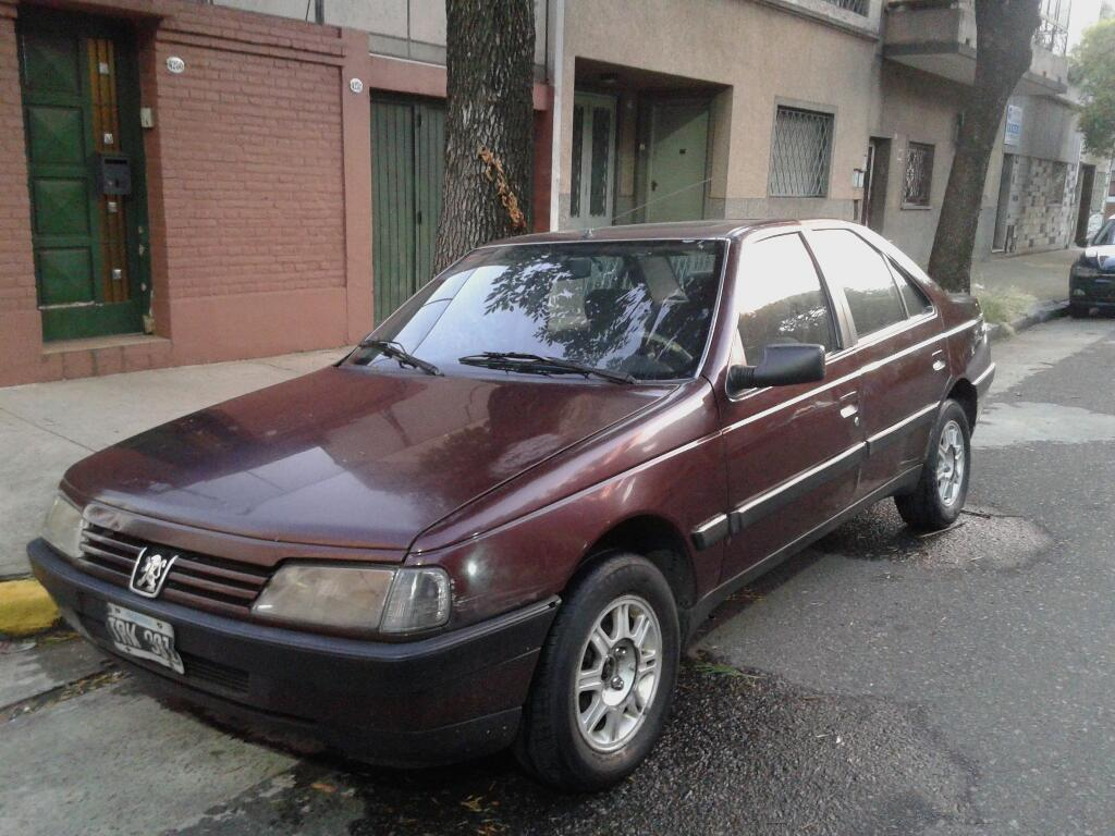 Peugeot  Nafta Full Unico