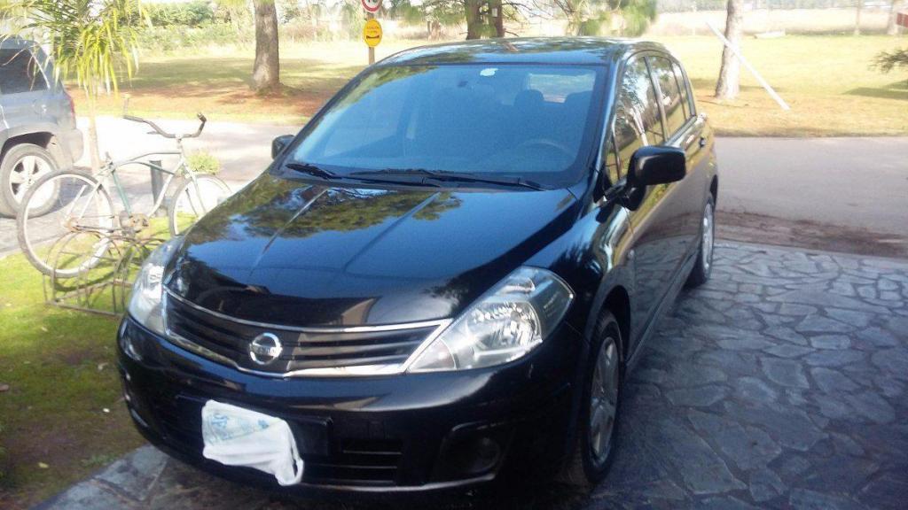 Nissan Tiida Visia 1.8 5Ptas. 124cv