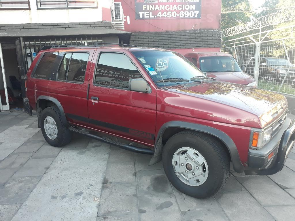 Nissan Pathfinder 4x Gnc Impecable