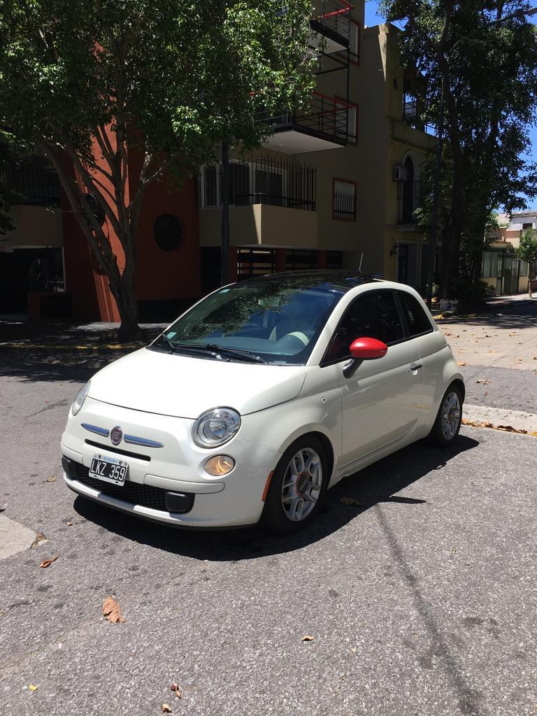 Fiat 500 Cult con Techo