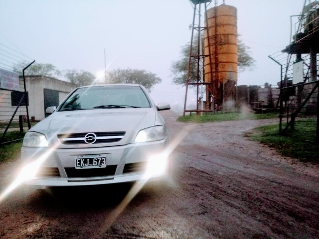 Chevrolet Astra Gnc