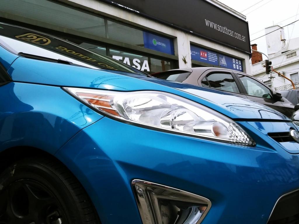 Ford Fiesta Kinetic Design 1.6 Titanium 120cv 5ptas. l10