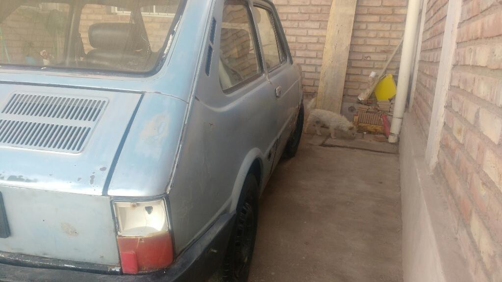 Vendo Fiat 133 Mod 82 Escucho Oferta