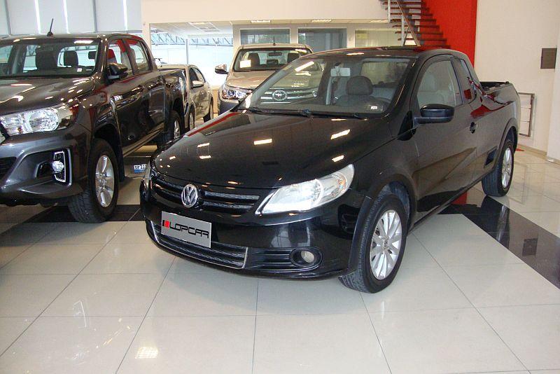 Volkswagen Saveiro 1.6 cabina y media c/gnc pickup