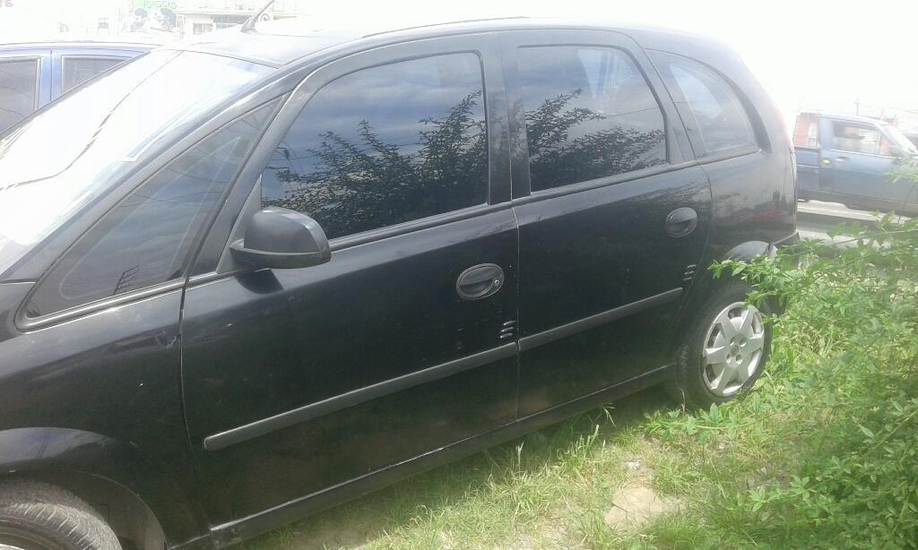 Chevrolet Meriva 06 Gnc $
