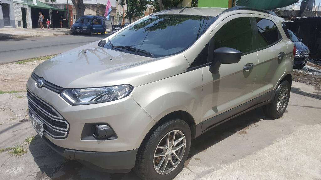 Ford Eco Sport Se 2.0 Gnc Unica Permuto