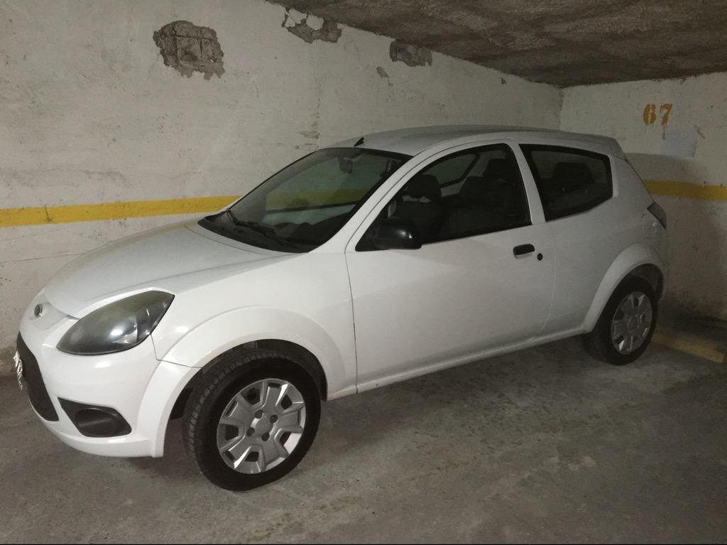 Vendo Ford Ka Viral escucho ofertas