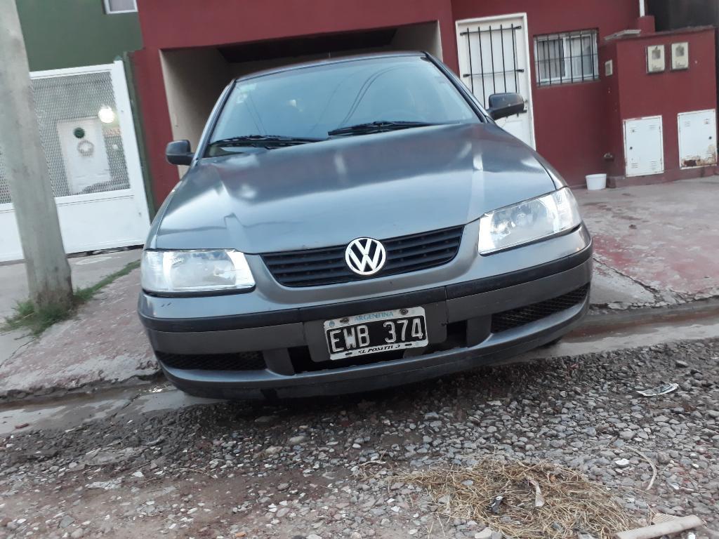 Vendo Volkswagen 1.6 Nafta Y Gas de 4ta