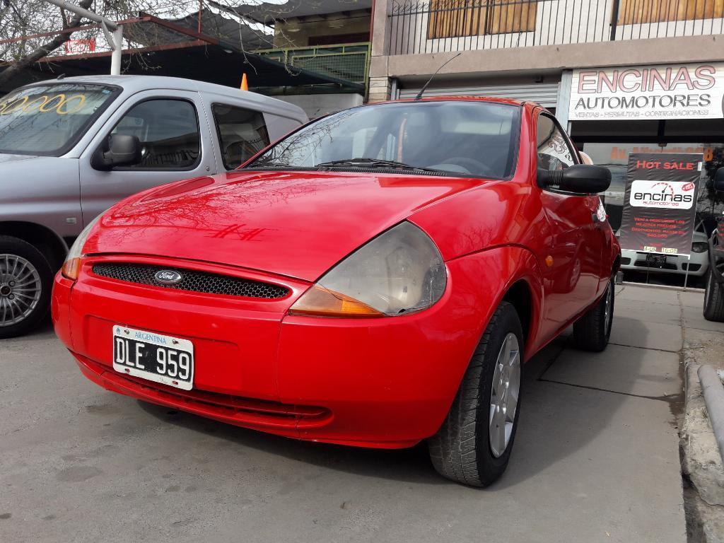 Ford Ka  con Gnc