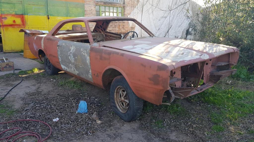 Coupe Dodge Polara No Rt Gtx