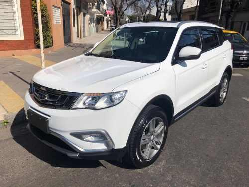 Geely Emgrand X7 Executive Sport 2.4l  Dissano