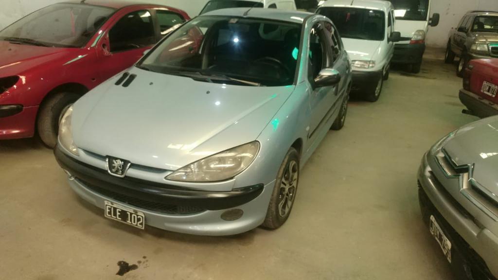 Peugeot 206 Full Gnc