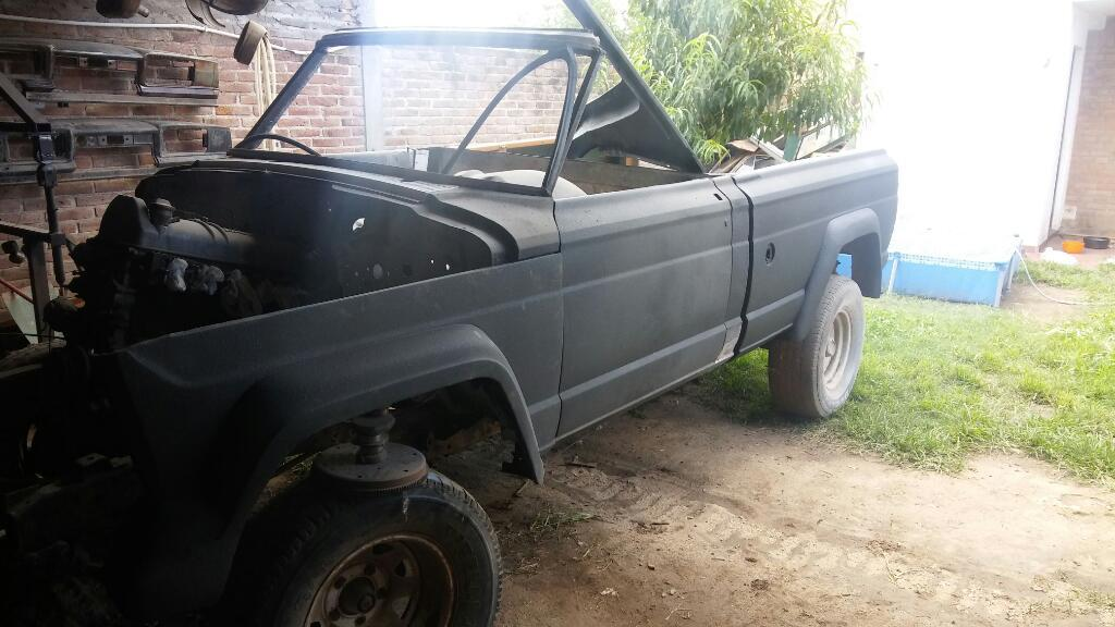 Gladiator Jeep