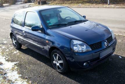 Renault Renault Clio 1.2l 16V Blue Sensation