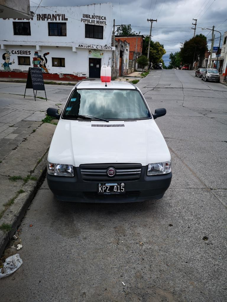 Vendo Fiat Uno Fire 1.3 5ptas