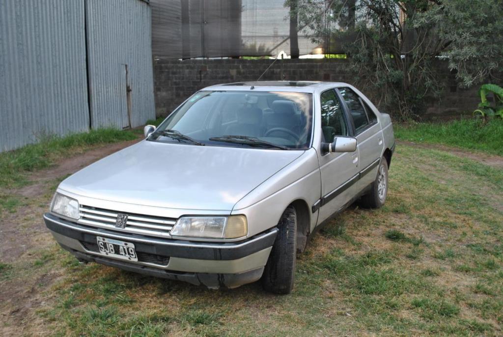 Vendo Peugeot 405 SR c/GNC