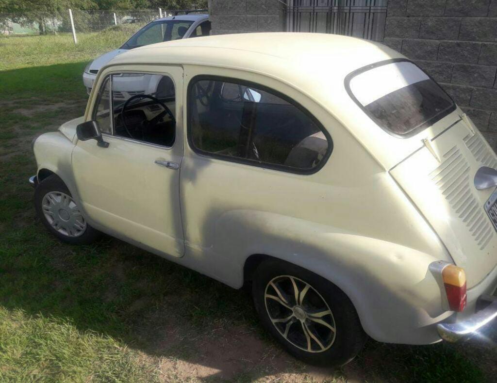 Fiat 600 S. Mod 79
