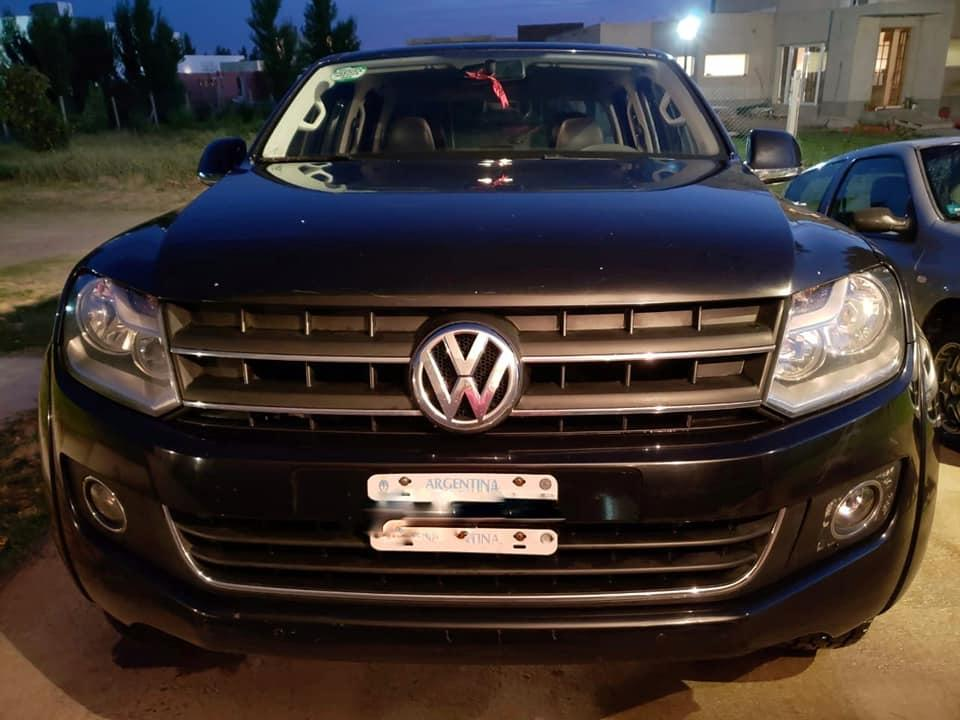 VENDO: Amarok highline x2, motor hp, manual,