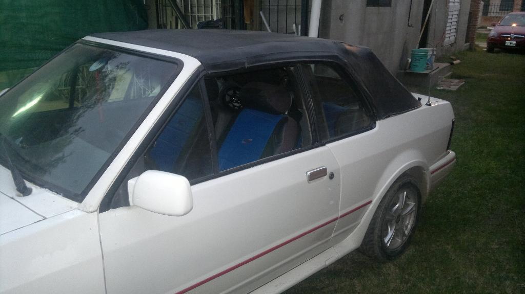 Vendo Ford Escor Cabriolet