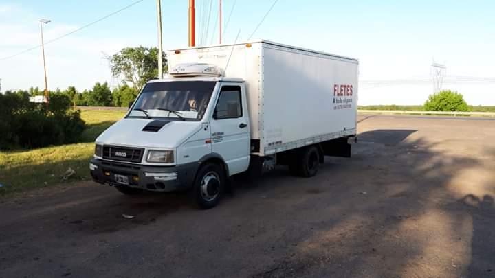 Vendo Permuto Camion Iveco daily