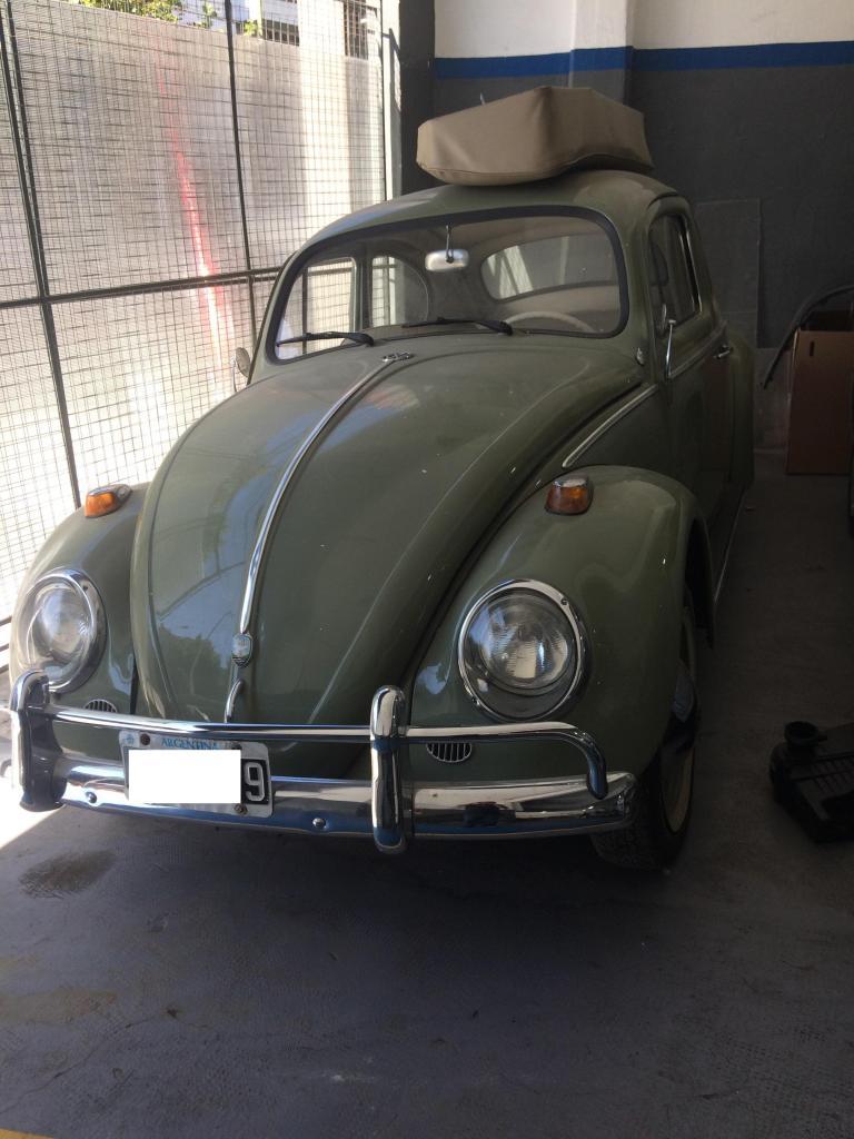 VolksWagen Escarabajo Modelo  Aleman