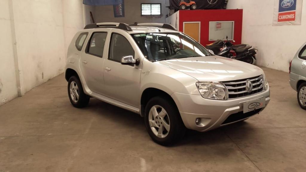 ►RENAULT DUSTER PRIVILEGE 100PORCIENTO FINANCIADA