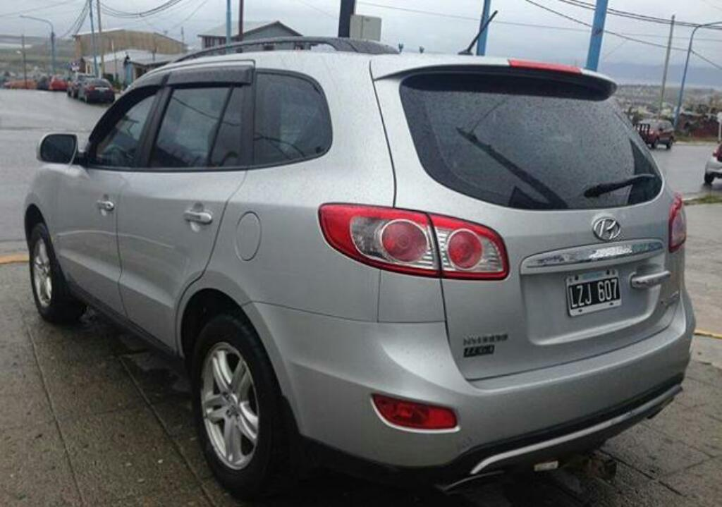 Vendo Hyundai Santa Fe Premium