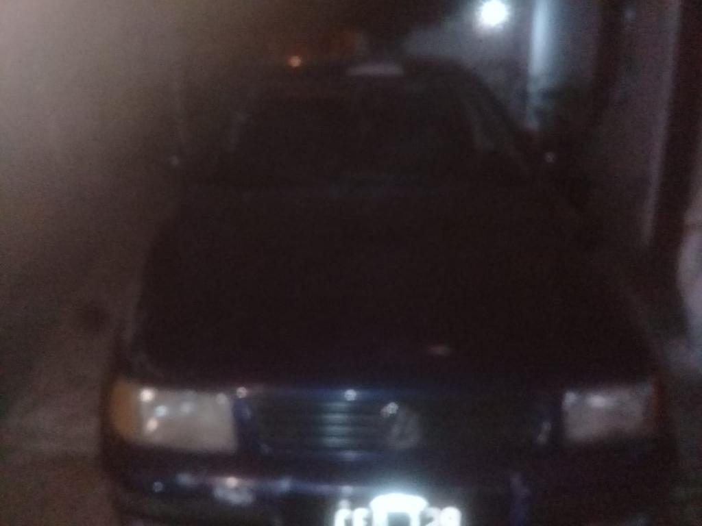 Vendo Polo 98 Solo a Gas Motor Audi