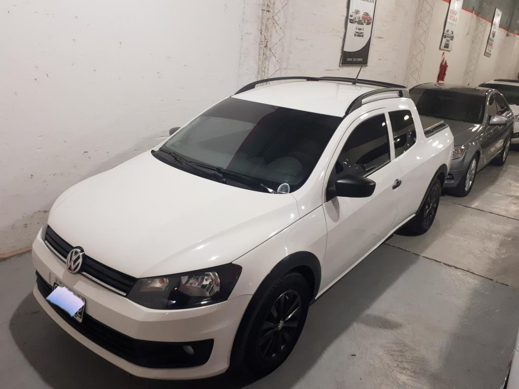Volkswagen Saveiro Dc Pack High