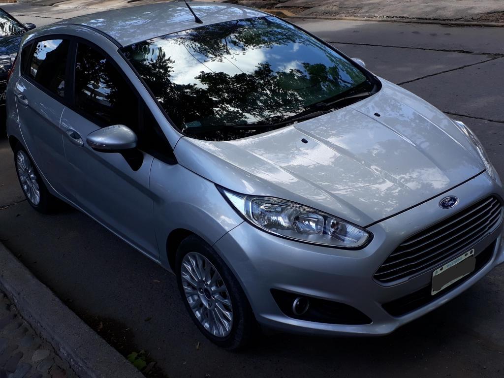 Ford Fiesta Kinetic 16l Se 120cv