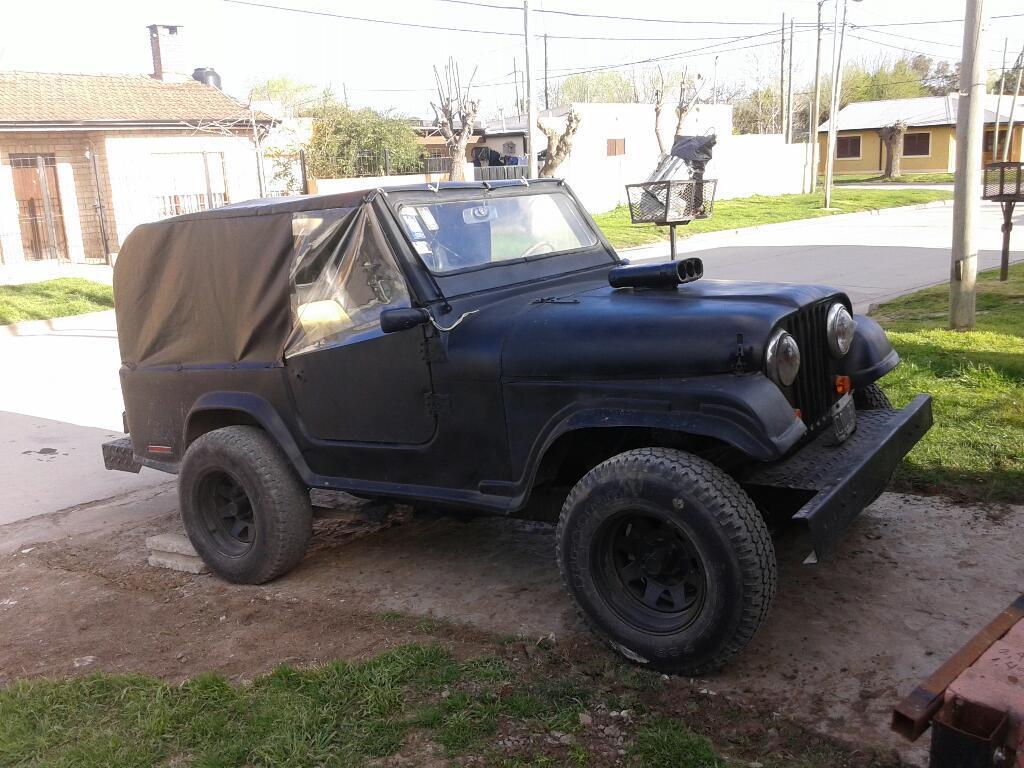 Jeep Corto