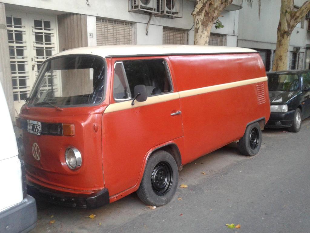 Kombi Volkswagen Furgón