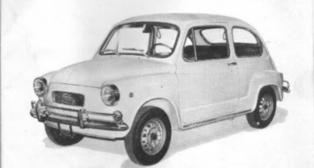 Vedo Fiat 600