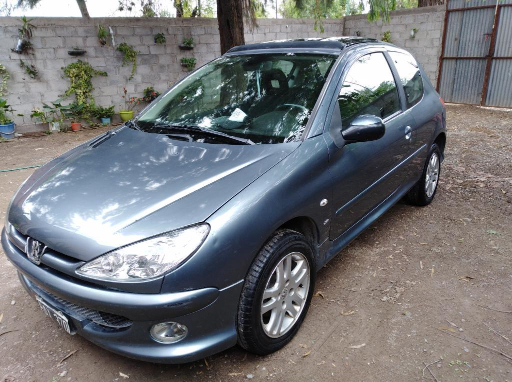 Vendo O Permuto Peugeot 206