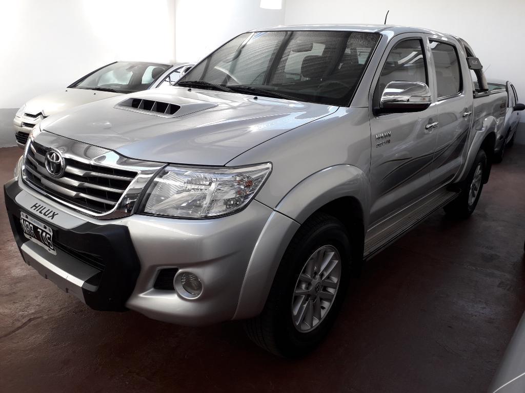 Toyota Hilux Srv 4x