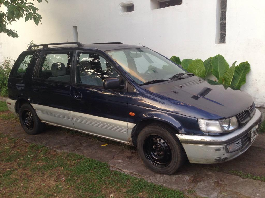 mitsubishi space wagon 97