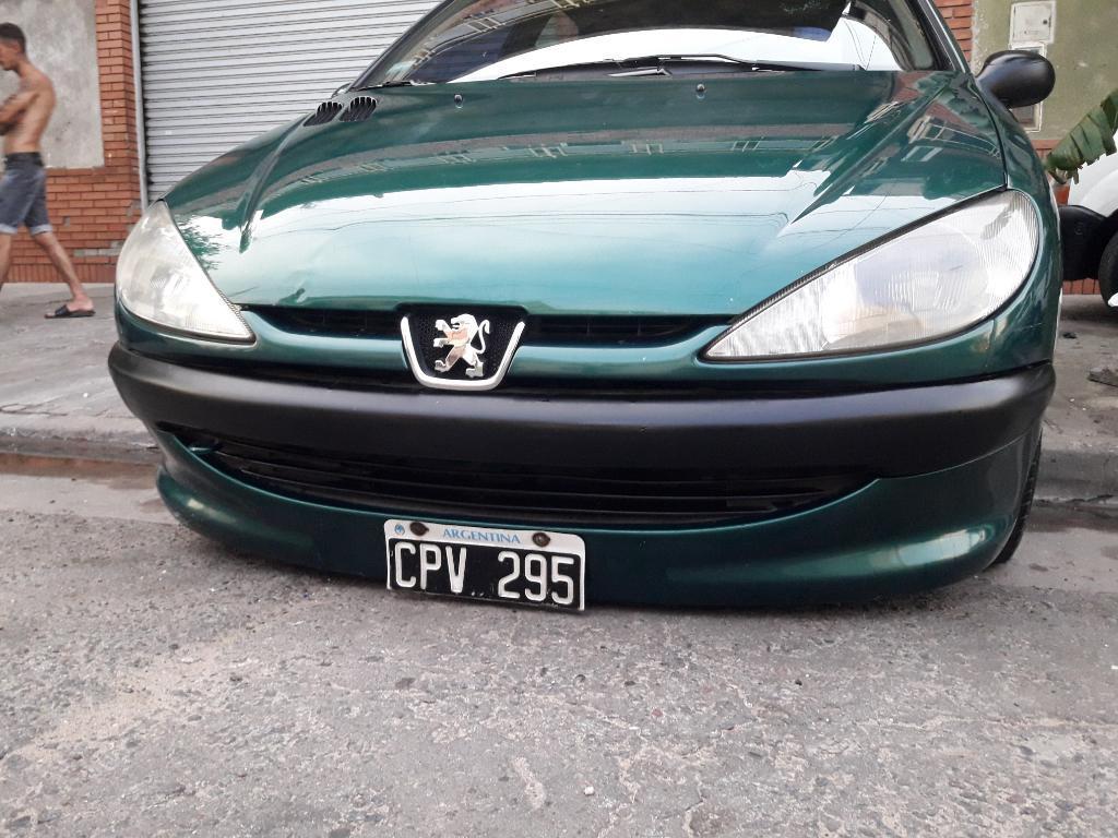 Solo Vendo Peugeot 206 Mod