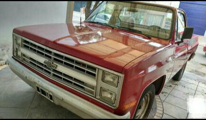 Chevrolet Custom C10 Naftagnc