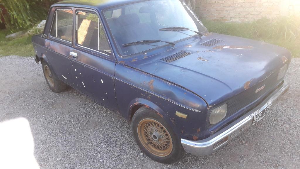 Fiat 128 Europa Iava 1.3 Mod 81