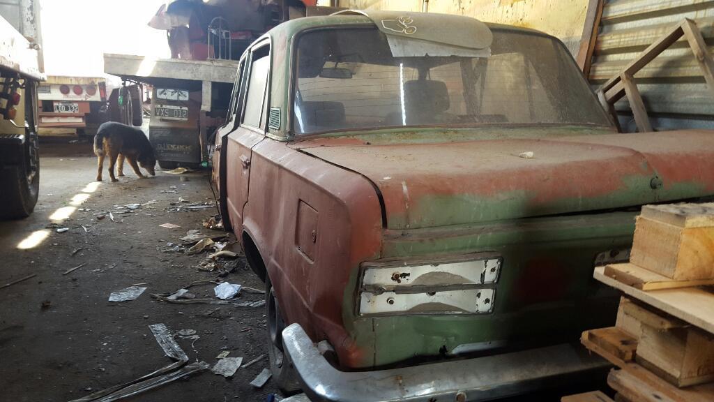 Fiat  para Restaurar O Repuesto
