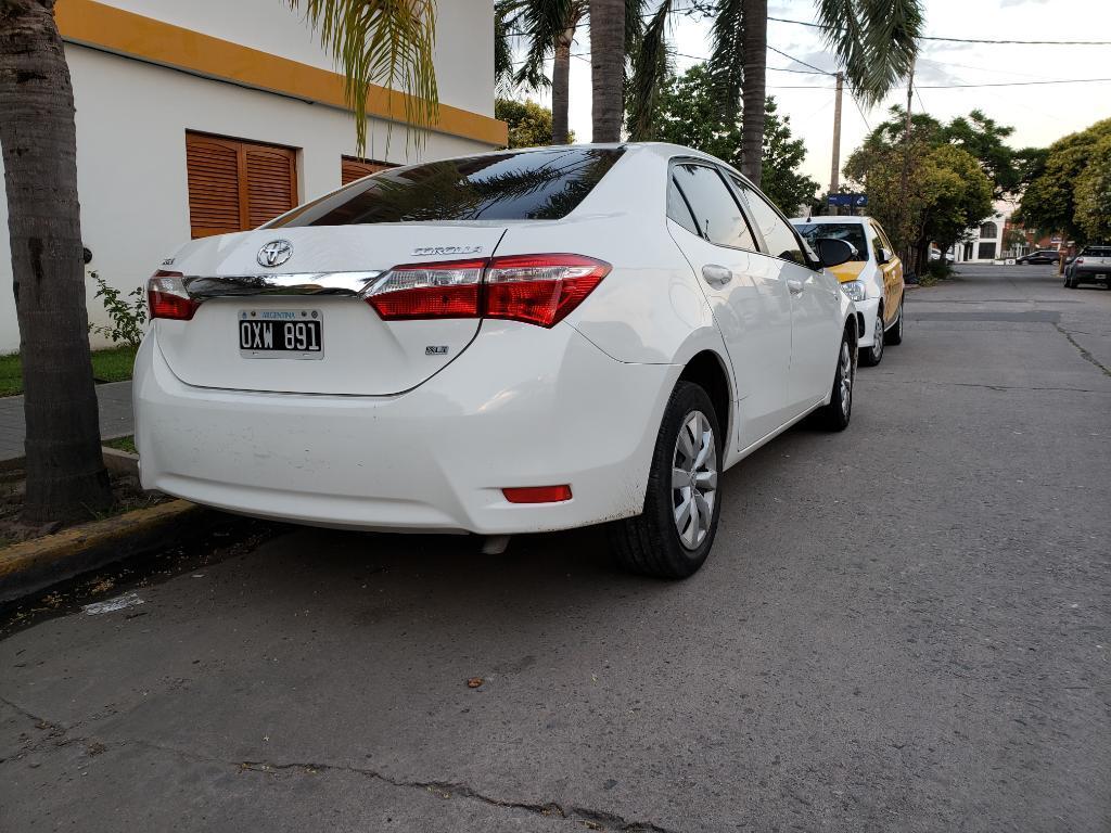 Toyota Corolla Xli  Caja Automatica