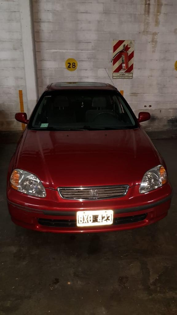 Vendo Honda Civic Ex Inmejorable