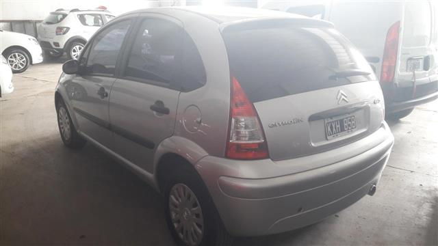 Citroën C3 1.6i Exclusive (l03)