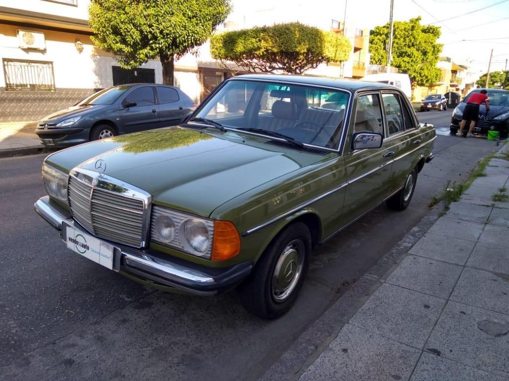 Mercedes Benz 200 A/A D/H / Nafta /