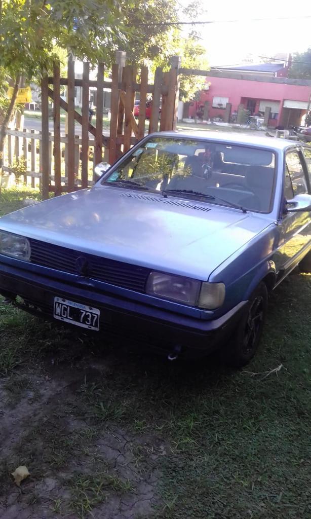 Vendo Volkswagen Gol Mod 91 con Gnc