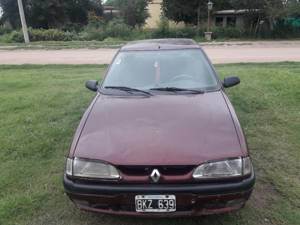 Vendo Renault 19 Nafta Y Gnc